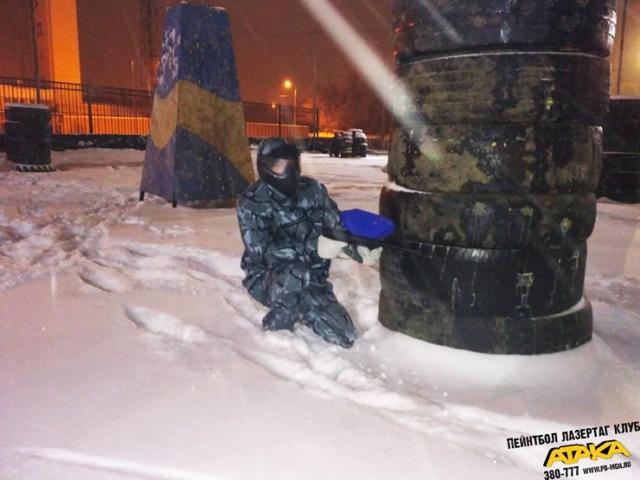 Пейнтбол в Магнитогорске