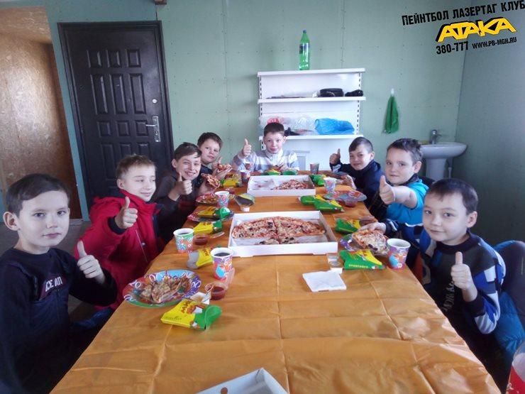 Отметить День Рождения в Магнитогорске