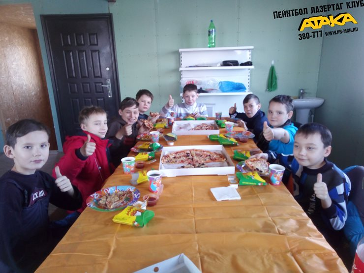 День рождения в Магнитогорске