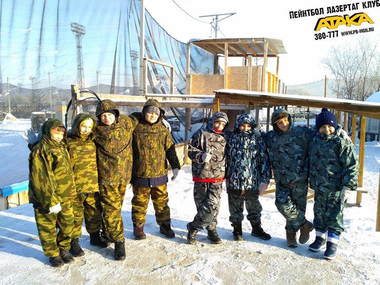 Активный отдых в Магнитогорске